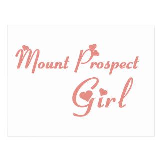 Mount Prospect Girl tee shirts Postcard