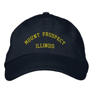 MOUNT PROSPECT, ILLINOIS EMBROIDERED BASEBALL HAT