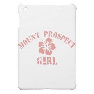 Mount Prospect Pink Girl iPad Mini Case