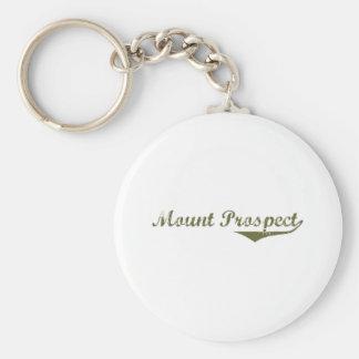 Mount Prospect Revolution t shirts Keychain