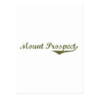 Mount Prospect Revolution t shirts Postcard