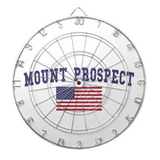 Mount Prospect US Flag Dart Board