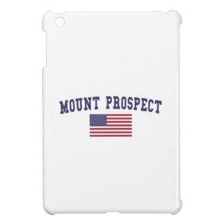 Mount Prospect US Flag iPad Mini Cover