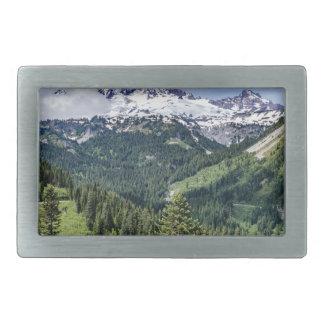 Mount Rainer Belt Buckle