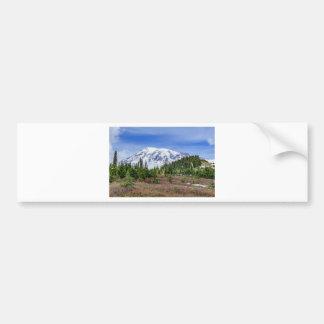 Mount Rainer Bumper Sticker