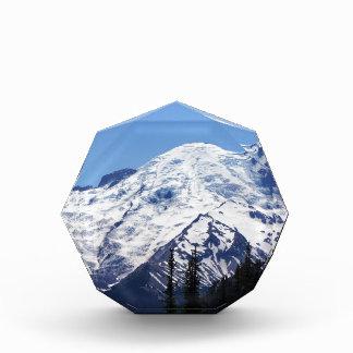 Mount Rainier 2 Acrylic Award