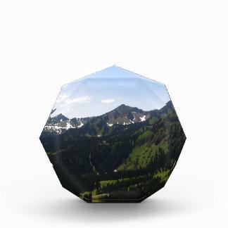 Mount Rainier 3 Acrylic Award
