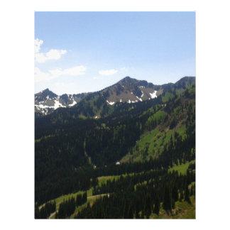 Mount Rainier 3 Letterhead