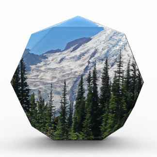 Mount Rainier 4 Acrylic Award