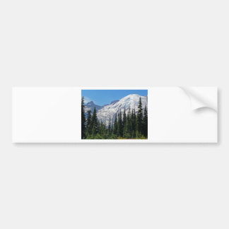 Mount Rainier 4 Bumper Sticker