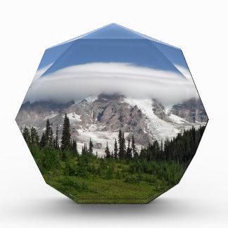 Mount Rainier 5 Acrylic Award