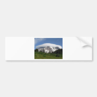 Mount Rainier 5 Bumper Sticker