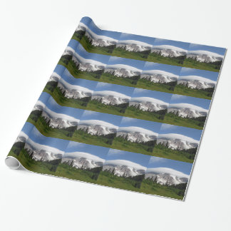 Mount Rainier 5 Wrapping Paper