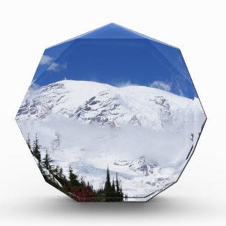 Mount Rainier 6 Acrylic Award