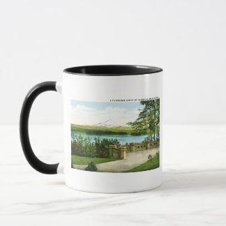 Mount Rainier and Lake Washington Mug