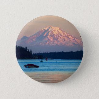 Mount Rainier Button