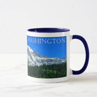 Mount Rainier in the Morning Mug