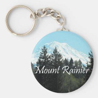 Mount Rainier Key Chain