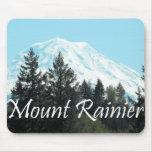Mount Rainier Mouse Pads