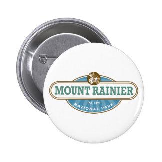 Mount Rainier National Park Pin