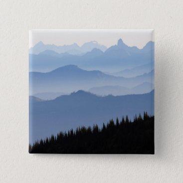 Mount Rainier National Park | Cascade Mountains Button
