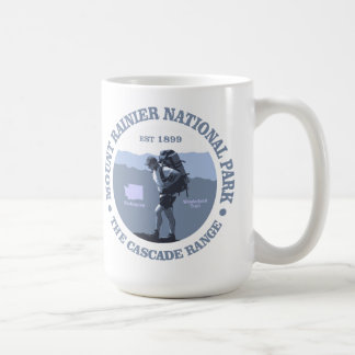 Mount Rainier National Park Coffee Mug