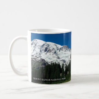 Mount Rainier National Park Historical Mug