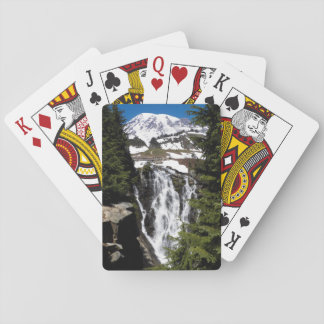 Mount Rainier National Park Photo Card Deck