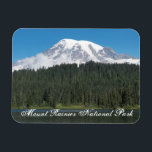 "Mount Rainier National Park Photo Magnet<br><div class=""desc"">3 x 4 inch,  decorative flexi magnet that features a scenic photo image of the spectacular scenery of Mount Rainier National Park. Makes a great travel souvenir! To see other products we have to offer,  click on the Northwestphotos store link.</div>"