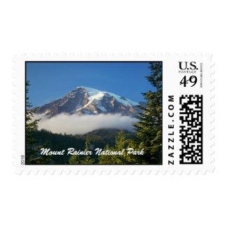 Mount Rainier National Park Stamps