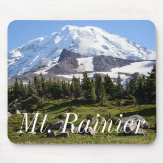 Mount Rainier National Park, WA. Spray Park Mouse Pad