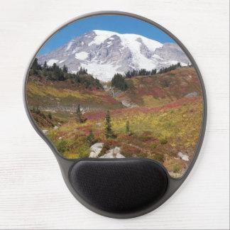 Mount Rainier Photo Gel Mouse Pad