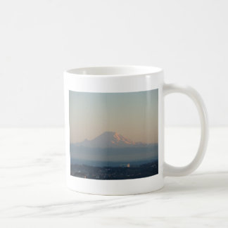 Mount Rainier Photograph  Coffee Mug