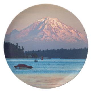 Mount Rainier Plate