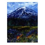 Mount Rainier Post Cards