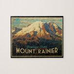 Mount Rainier Puzzles