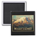 Mount Rainier Refrigerator Magnets