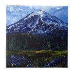 Mount Rainier Tile