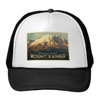 Mount Rainier Trucker Hat