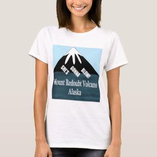 Mount Redoubt Volcano T-Shirts