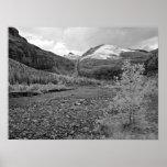 glacier, mountain, infrared, canada, british,