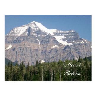Mount Robson Postcard