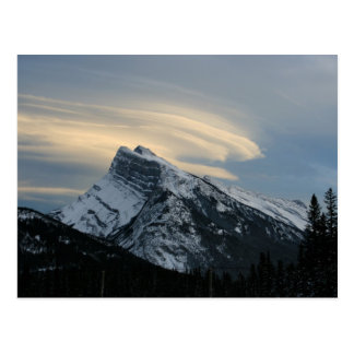 Mount Rundle Postcard