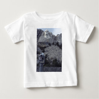 Mount Rushmore Baby T-Shirt