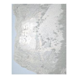 Mount Rushmore, Black Hills, South Dakota, USA Customized Letterhead