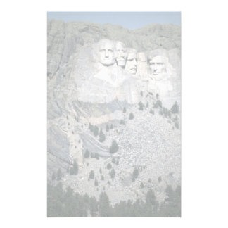 Mount Rushmore, Black Hills, South Dakota, USA Stationery