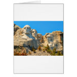 Mount Rushmore Classic View Cards
