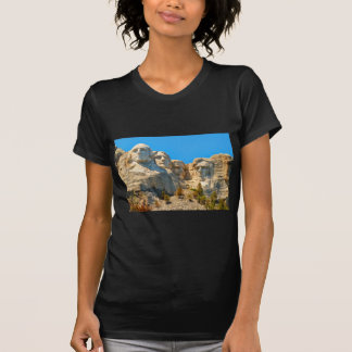 Mount Rushmore Classic View Tee Shirts