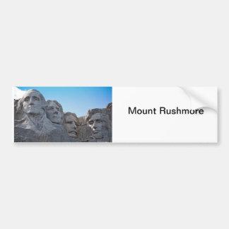 Mount Rushmore  collection Bumper Sticker