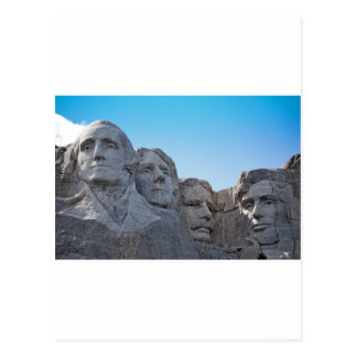 Mount Rushmore  collection Postcard